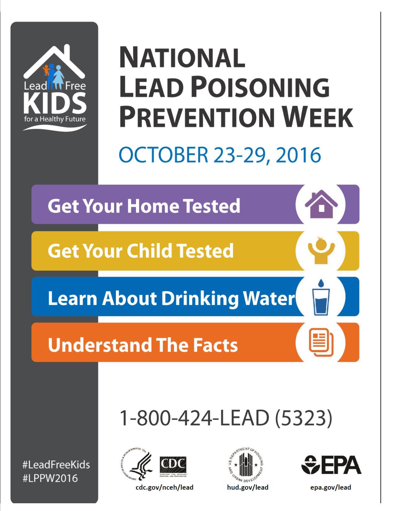 lead-prevention-week-flier